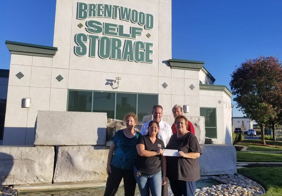 Brentwood Self Storage is Proud to Support the Brentwood Regional Community Chest