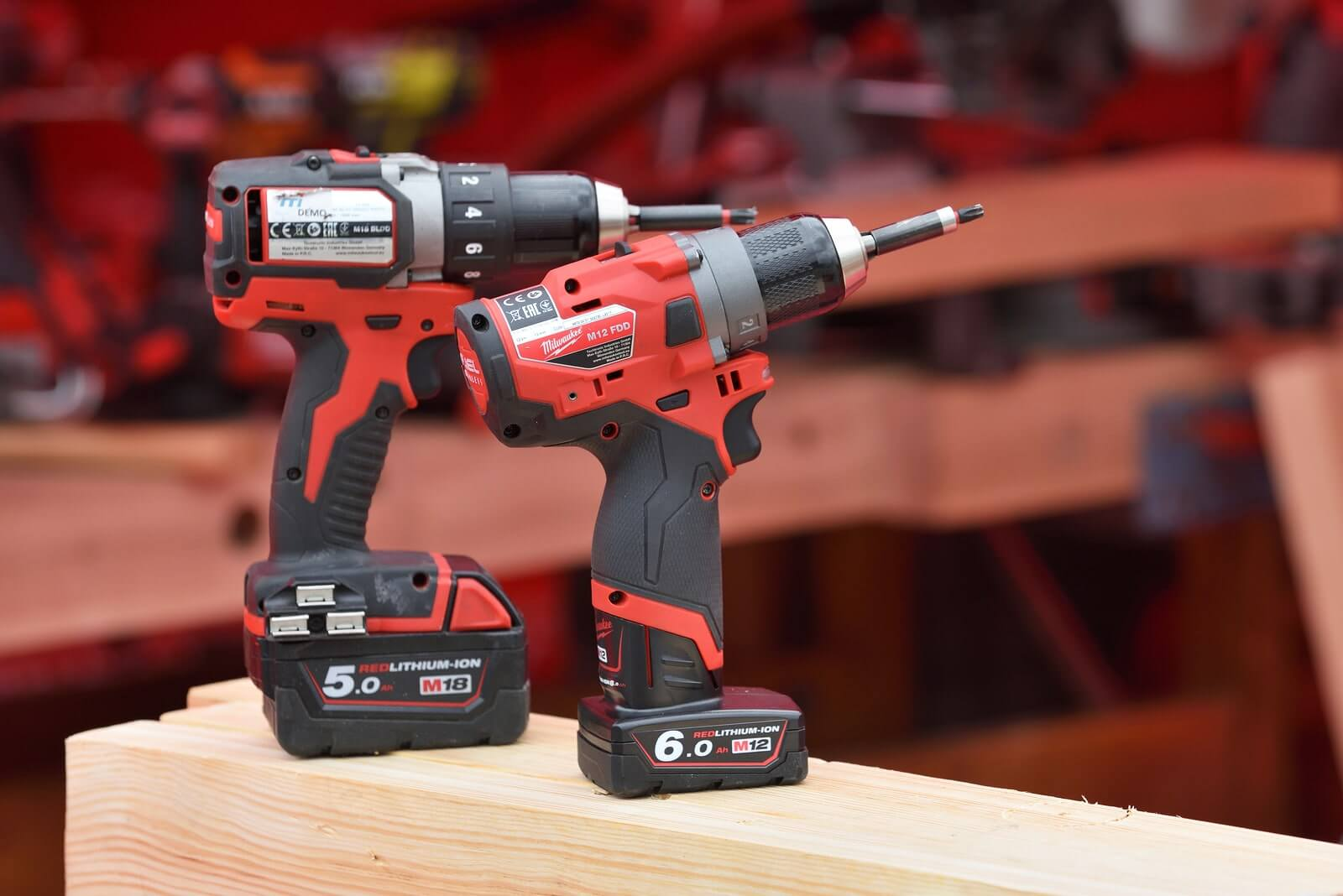 5 Simple Power Tool Storage Ideas